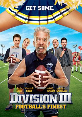 DIVISION III:FOOTBALL'S FINEST BY DICK,ANDY (DVD)