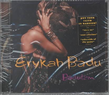 BADUIZM BY BADU,ERYKAH (CD)